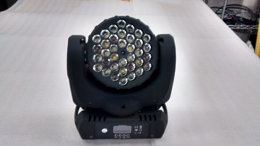 LED Beam 8 deg RGB